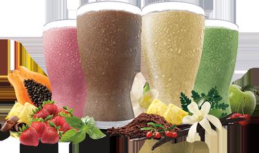 Variety Pack of Chocolate, Vanilla and Strawberry Shakeology
